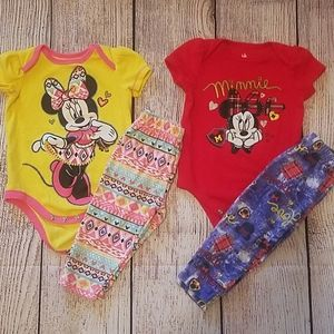 Minnie Mouse Outfits